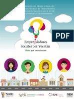 convocatoria emprendimiento social Yucatán 2016