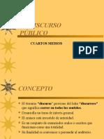 Discurso Publico NM4