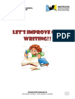 Let_s Improve Our Writing