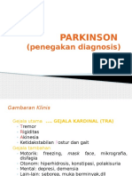 4. PARKINSON Diagnosis