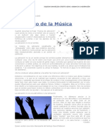 El Sonido de La Música - Articulo 2