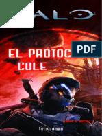 Halo - El Protocolo Cole