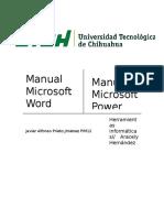 Manual Excel - Javier Prieto