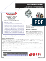 Pwm-093 Cs130 Alternators