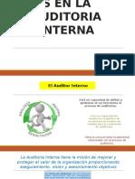 Megatendencias en La Auditoria Interna