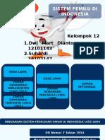 Sistem Pemilu di Indonesia.pptx