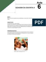 09333503102012Fundamentos Para Ensino de Alfabetizacao Aula 6