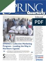 SPRING Quarterly, Volume IV