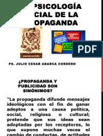 Clase 10 La Propaganda