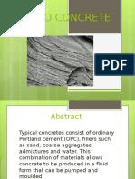 Nano Concrete