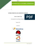 Sistemas Operativos Linux Orientados a Servidor