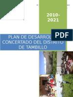1 . - PDC TAMBILLO 2010 - 2021