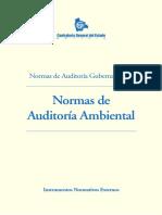 normas de auditoria ambiental.pdf