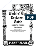 World of Algol