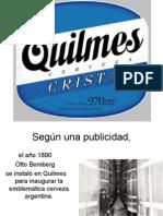 Publicidad Quilmes Nombres