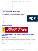 Mountain Astrologer Magazine - Learn Astrology, Read Forecasts - Student to Professionals 260416