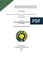 BERLAKUNYA STATUTA FÉDÉRATION INTERNATIONALE DE FOOTBALL ASSOCIATION (FIFA) DIKAITKAN DENGAN KEDAULATAN NEGARA (STUDI KASUS DUALISME PERSATUAN SEPAKBOLA SELURUH INDONESIA (PSSI))