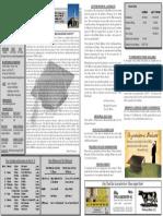 5/15/16 Bulletin