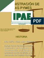 Administración de Las Pymes