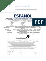 El español caracteristicas