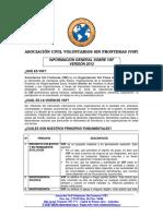 Material Para Voluntarios Ingresantes VSF 2012