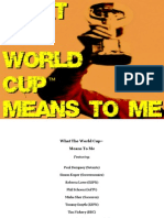 World Cup eBook