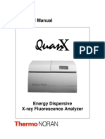 Manual Quanx Analog