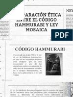 Presentación Código Hammurabi vs Ley Mosaica-1