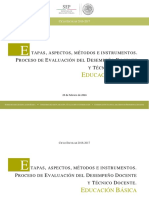 EAMI Docentes y Tecnico Docentes EBasica