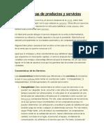 Caracteristicas de Productos y Servicios (1)
