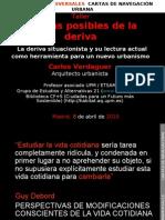 Derivas Posibles de La Deriva