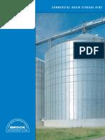 Grain Storage Bins (Behlen) | Stairs | Door
