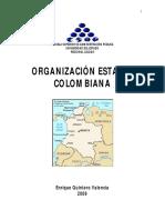 Organizacion Estatal Colombia. Semana 6