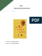 Direccion Antropologica