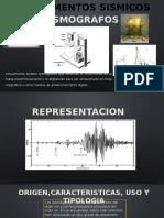 Diapositivas Sismografo y Microtremor