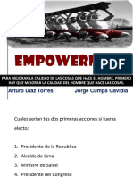 Semana 10 Empowerment