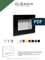 Cheminée Alcool Vulcania 713.pdf