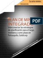An Integrated Mine Plan-ESP