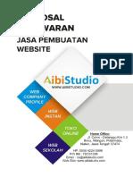 Proposal Dan Harga Jasa Pembuatan Website a5