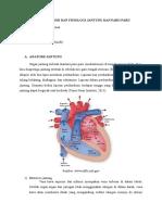 Anatomi jantung dan paru