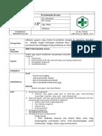 19 SOP TEKNIS (Periodontitis Kronis)