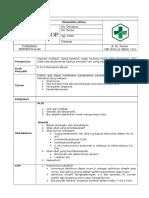 12 SOP TEKNIS (Stomatitis Aftosa, Stomatitis Aphtosa, Stomatitis Aphtosa Recurent, Stomatitis Aft