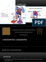 Cardiopatias Congenitas.
