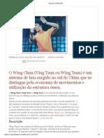 Wing Chun_ Outubro 2010
