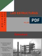Las Estructuras, Tipos