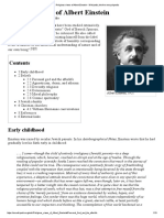 Religious Views of Albert Einstein - Wikipedia, The Free Encyclopedia
