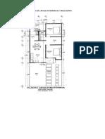 Proyecto Vivienda 1 Niveles 59 m2