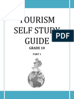 Tourism Grade 10 Self Study Guide 1