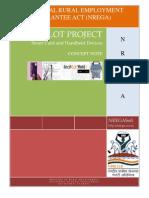 Concept Note Smart Card Bio Metrics Project