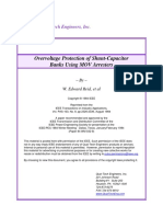 arrester for capacitor switching.pdf